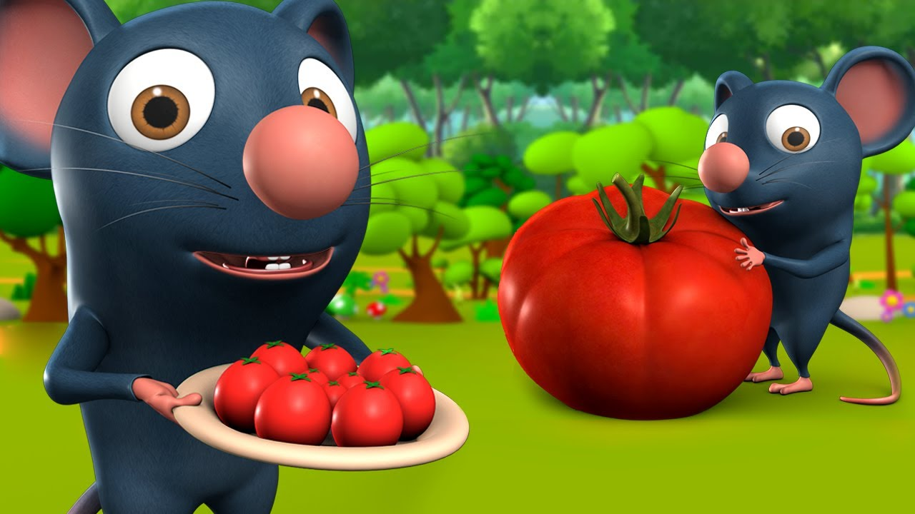 Download Chuha Aur Tamatar 3D Animated Hindi Moral Stories