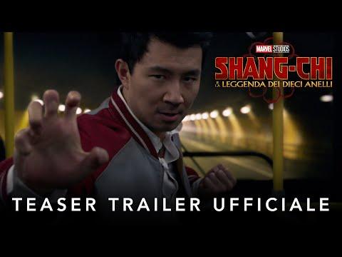 Shang-Chi e la leggenda dei dieci anelli – Il trailer italiano