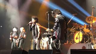 Joe Perry & Friends: My Fist Your Face, Tokyo 2018 09 18