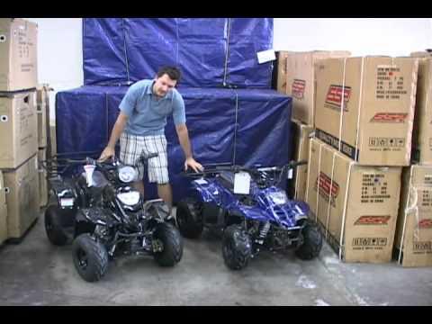 Coolster 110cc SportMax Kids ATV
