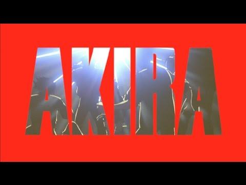 Akira: Jak animovat světlo