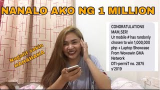 SCAMMING A SCAMMER ( nagalit saakin hahahaha)  scammer prank | scammer prank call | philippines