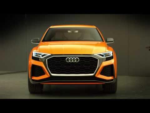 Trailer: Audi Q8 Sport Concept