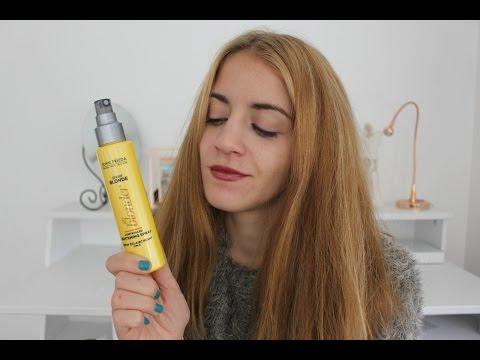 Maska do włosów z olejowego roztworu witaminy E