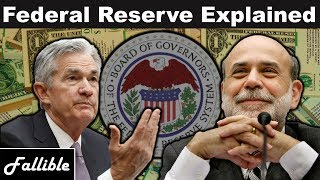 How The Fed Controls The Economy | Federal Reserve Explained