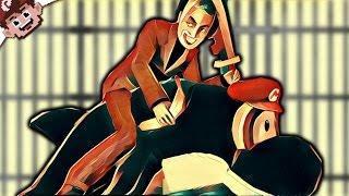 The DOLPHIN Trap! (Garry's Mod: MURDER)