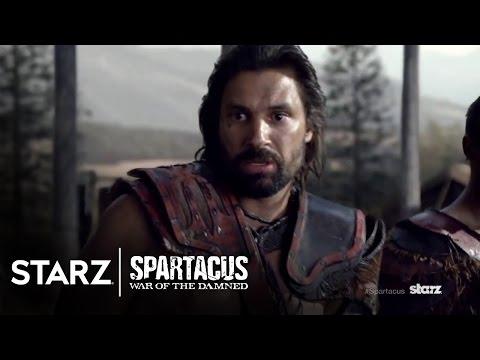 Spartacus Season 3 (Promo 'The Rebels')