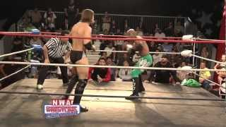 Scorpio Sky vs. Ryan Taylor for the Television Title! (Complete Match)