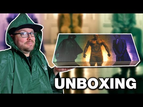 Glass (2019) Mystery Box Unboxing from Universal Entertainment