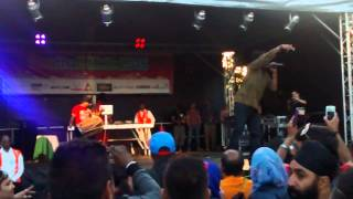 Apache Indian - Arranged Marriage (Live at Southall Mela 2015)