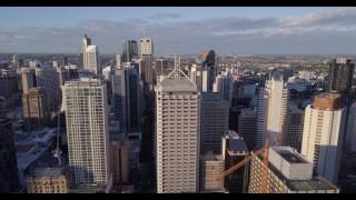 Brisbane City 4K by Drone - DJI Mavic Pro