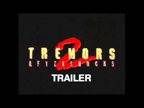 Trailer For Tremors 2 Aftershocks -  No Matter Where You Hide - Eighth Special Feature From Tremors