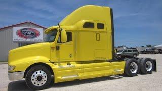 2006 International 9400i High Rise Sleeper Truck