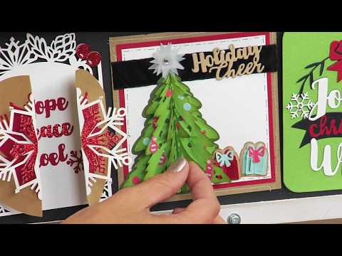DIY Christmas Cards and Holiday Decoration | 'Tis The Season By Katelyn Lizardi