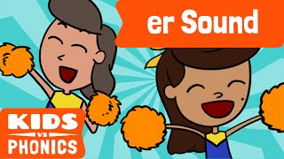er   Fun Phonics   How to Read   Made by Kids vs Phonics
