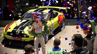 JOT381 GRAN TURISMO SPORT 061218 INTERLAGOS FORD MUSTANG 1st to 1st FASTEST LAP 5 LAPS 971st WIN