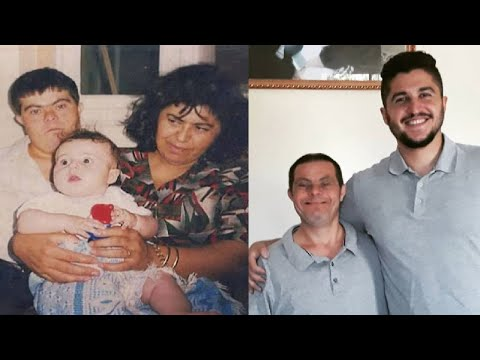 Man Raised By Father With Down Syndrome Has A Message For The World