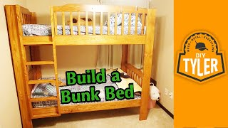 DIY Bunk Bed