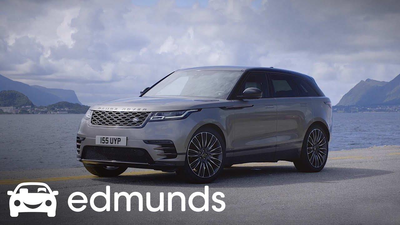 2018 Land Rover Range Velar Suv Edmunds Rating