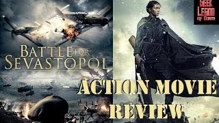BATTLE FOR SEVASTOPOL ( 2015 Yuliya Peresild ) World War II Action Movie Review