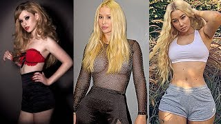 Iggy Azalea Transformation 2018 ||  From 1 to 28 Years Old