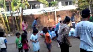 preview picture of video 'Hut RI' 67 (lomba sawer koin berhadiah) @Tukbonan.'