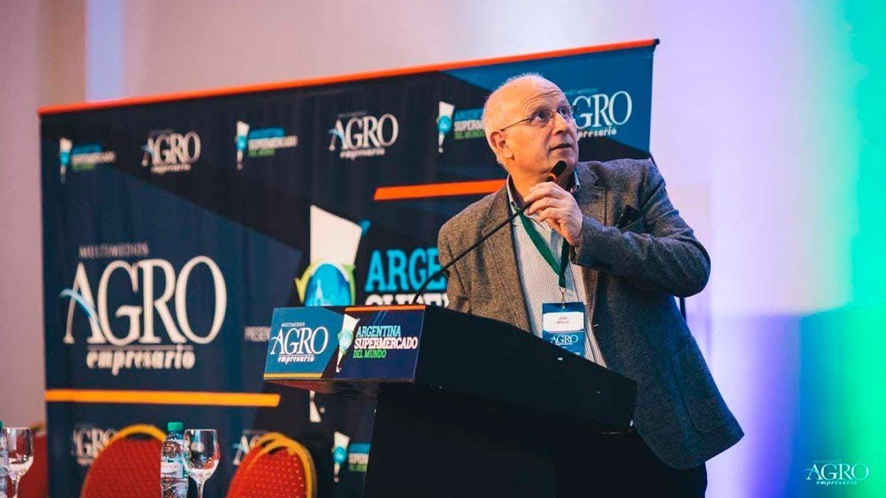 José Brillo - Ministro de Producción y Turismo de Neuquén