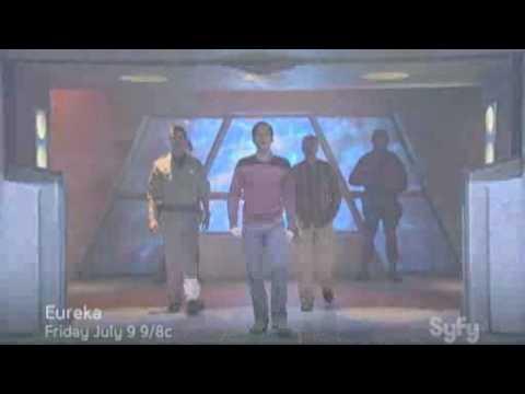 Eureka Season 4 'Equation' (Promo)