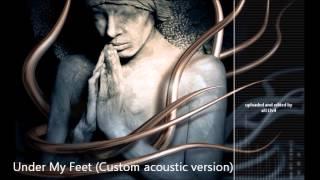Celldweller Under My Feet Custom acoustic version
