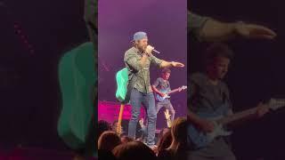 "Thomas Rhett ""Notice"" Nashville Tennessee At Bridgestone Arena 10 12 2019"