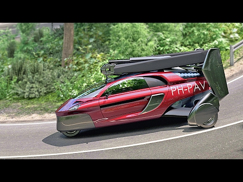 Flying Car – PAL-V Liberty 2018 – World First Flying Car On Sale