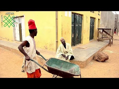 KALLI MAZAJE SABON SALON BARA MUSHA DARIYA By (AREWA COMEDY ZONE)