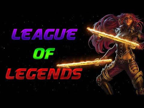 DaggerStuck | Katarina - League of Legends #1