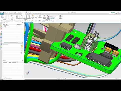 Video shrnující možnosti PADS Professional