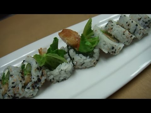Back To Basics Part 3 of 4  Fish Katsu Roll – Making Sushi at Home Series