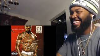 KING KTF 50 Cent - Heat - REACTION