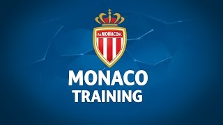 Monaco Training Session