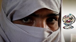 Thousands Of Afghan Women Jailed For 'Moral Crimes'