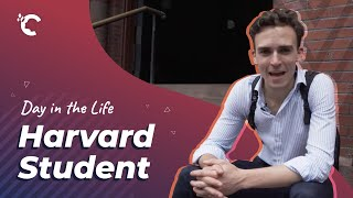 youtube video thumbnail - A Day In The Life: Harvard Student | Class of 2023