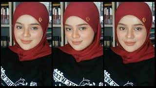 MUA Bellaz : Simple Daily Makeup, Wajah Fresh & Glow Dengan Foundation Okaya Malaysia!