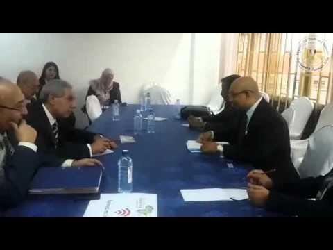 لقاءات المهندس/طارق قابيل وزير التجارة والصناعة خلال المؤتمر الوزارى لمنظمة التجارة العالمية