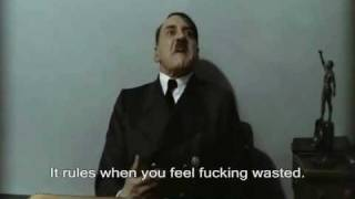 Pros and Cons with Adolf Hitler: Alcohol