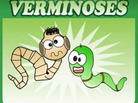 I parassiti più pericolosi che vivono nella persona
