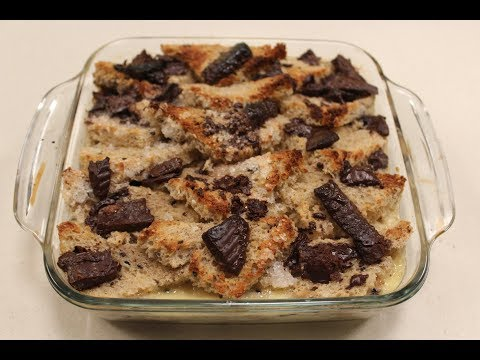 Banana Bread Pudding | Desert Recipes | Sanjeev Kapoor Khazana