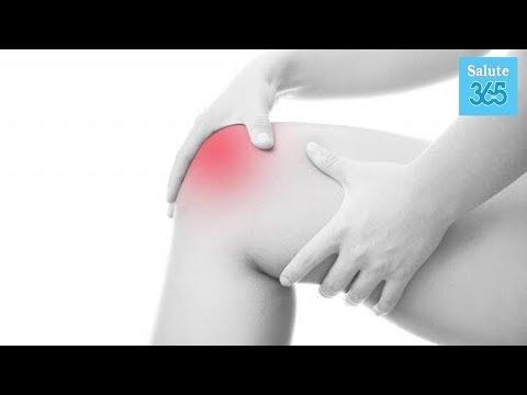 Strappare il periostio dellarticolazione del ginocchio