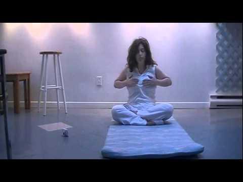 Session guidée d'automassage par Julie Morin