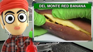 Del Monte Red Banana - Runforthecube Food Review