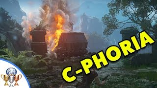 Uncharted The Lost Legacy C-Phoria Trophy Guide - Defeat 4 Enemies With One C4 Detonation