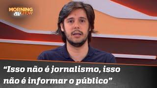 Do que chamar os apoiadores de Bolsonaro: blogueiros ou jornalistas?