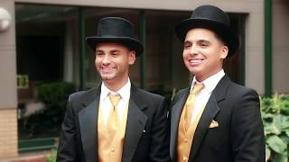 Same sex wedding | LGBT friendly | DJ & Photography professionals. TWK Events